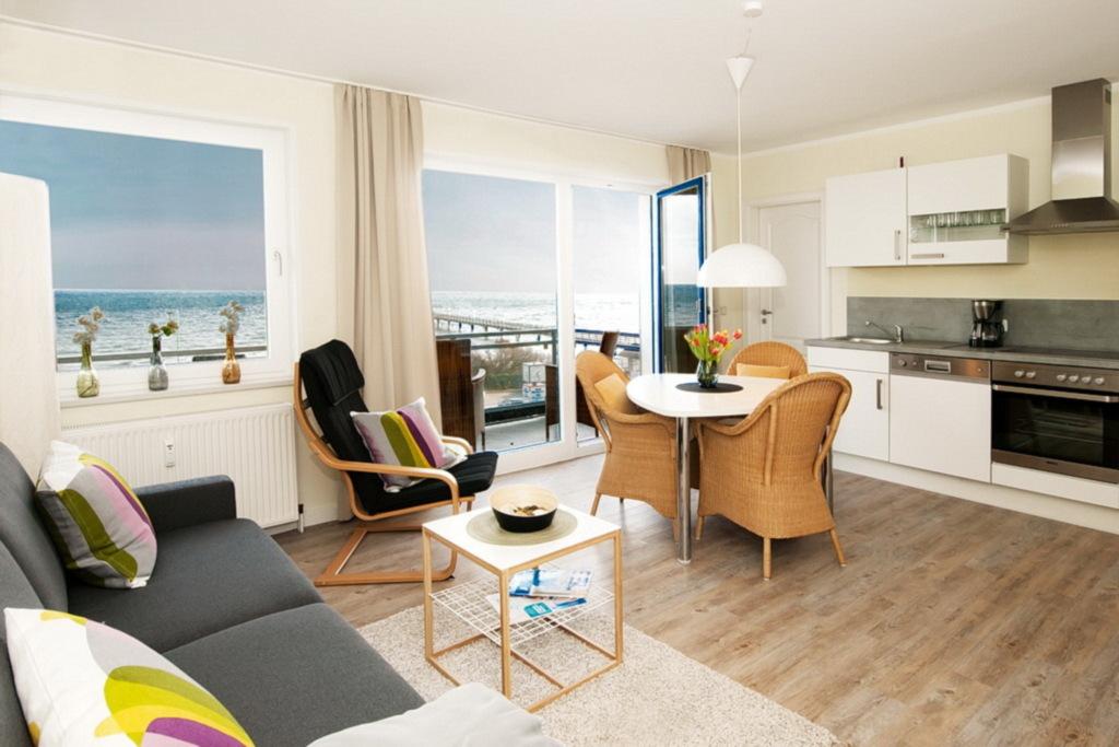 Haus Ferienappartements in Haffkrug, STR1A1 - 2 Zi