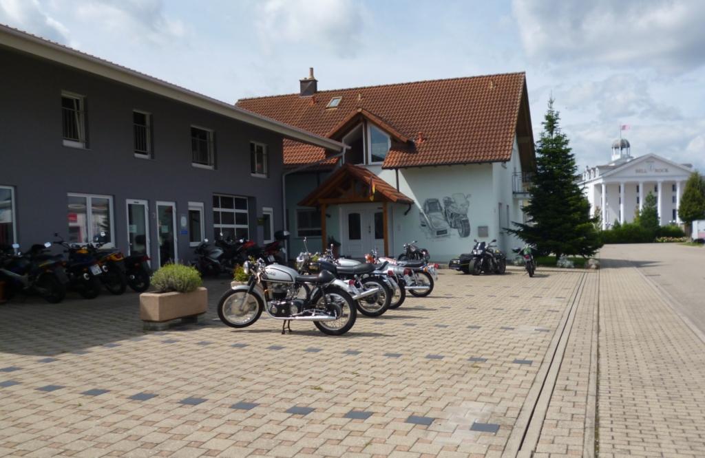 Ferienwohnung Cafe Racer, Ferienwohnung 2 f�r 2-6