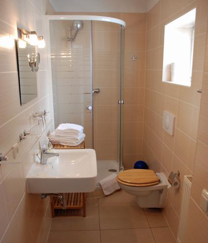 Hotel im Ostseebad Baabe, 01 2-Raumappartement (H)