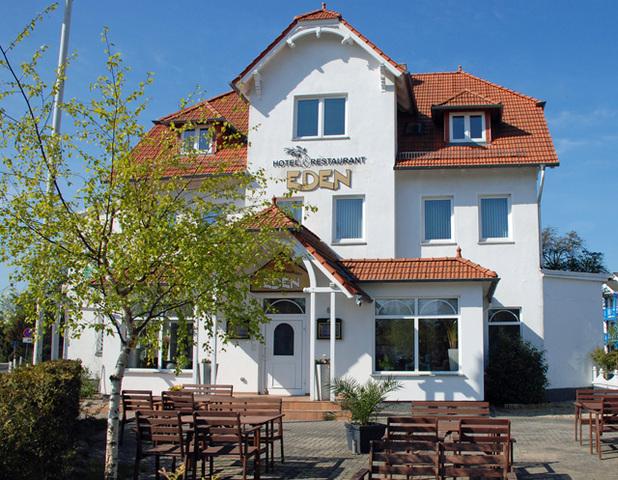Hotel im Ostseebad Baabe, 02 Doppelzimmer (H)