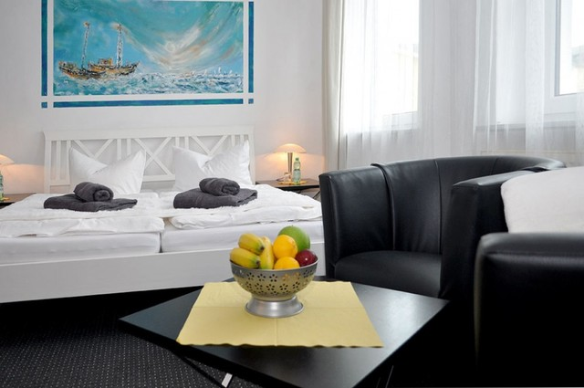 Hotel im Ostseebad Baabe, 12 Doppelzimmer