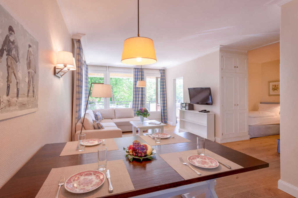 Appartement Hotel Seeschlösschen ****, 1-Zi.-App.-