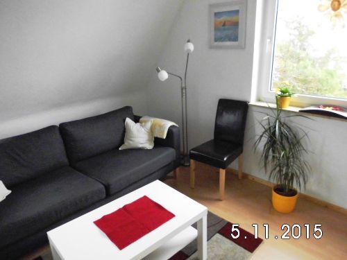 3. Ansicht Wohnzimmer
