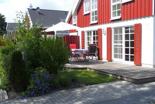 Haus mit gro�er Sonnenterrasse