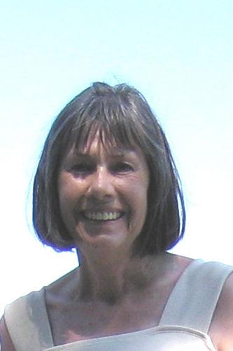 Vermieterin Elke Erdmann