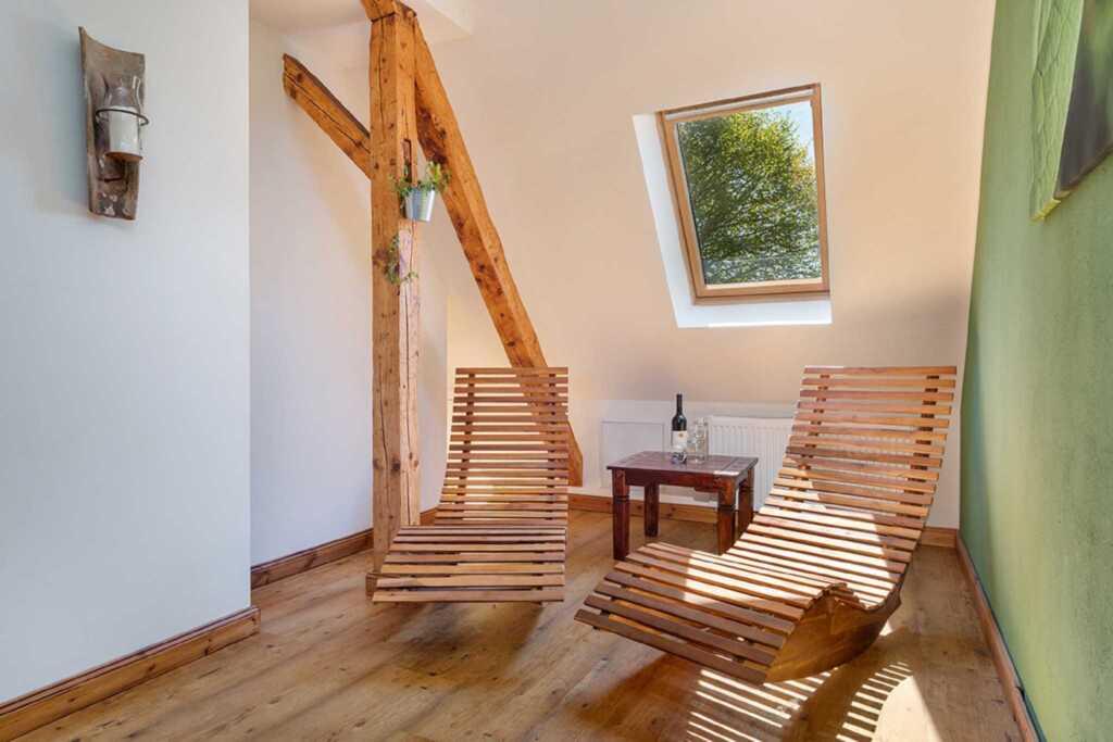 Holsteinhaus-Zirmoisel: Ruhe & Natur, Sauna-Danari