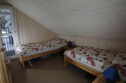 2. Schlafzimmer im Obergeschoß