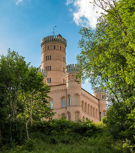 Jagdschloss Lancken-Granitz