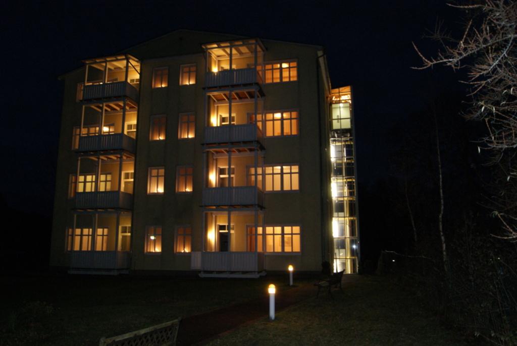 Residenz Seeblick 02, Studio Möwe 02 Balkon