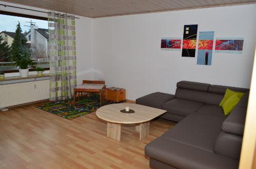 Wohnzimmer mit Spielecke