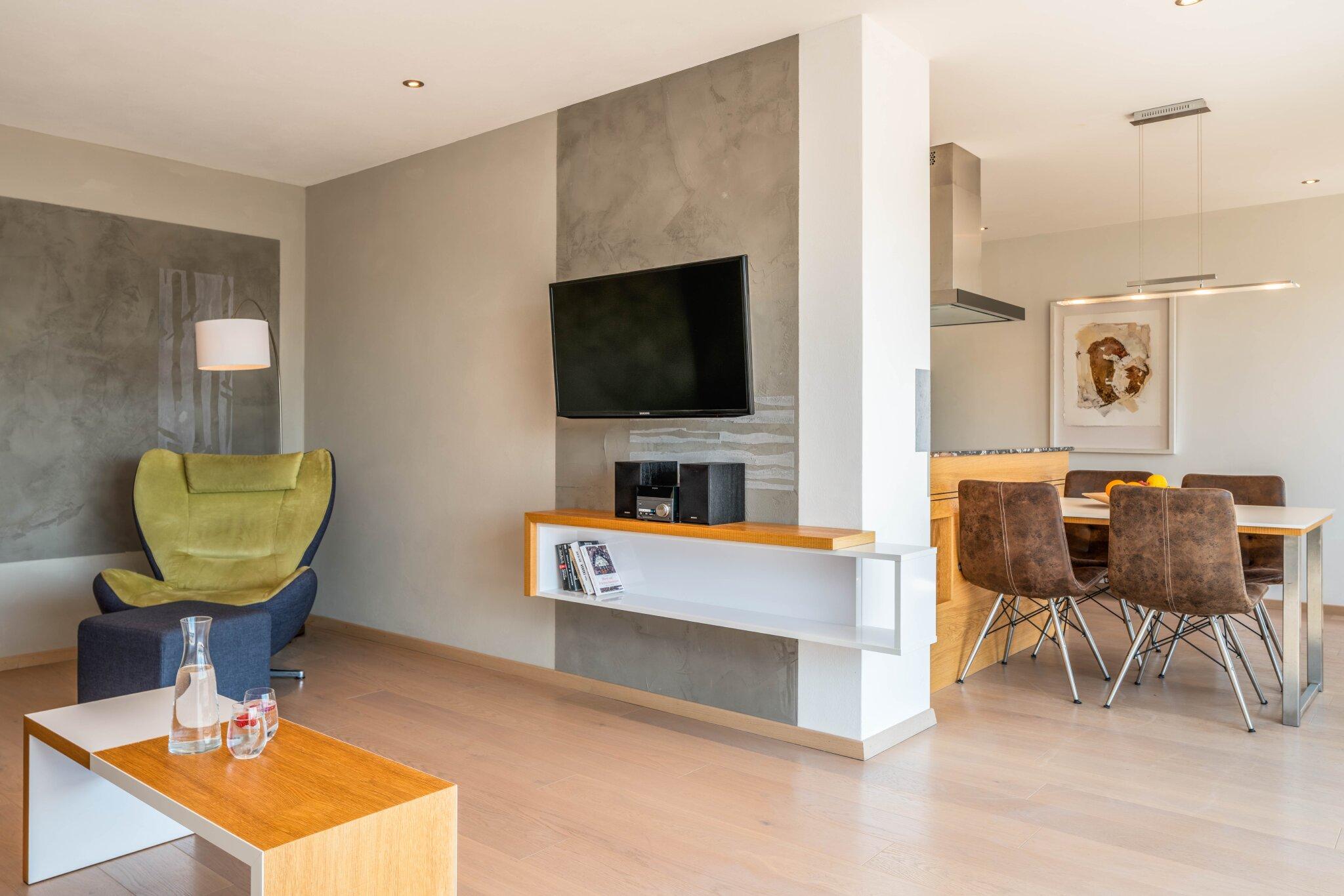 Zusatzbild Nr. 02 von Ferienhaus 'Lebensart am See' - Appartement 'Alpa-art'