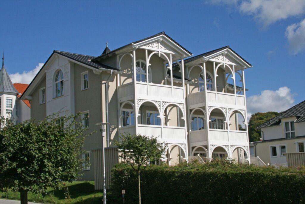 A.01 Villa Wilhelmine Whg. 04 mit Balkon, Villa Wi