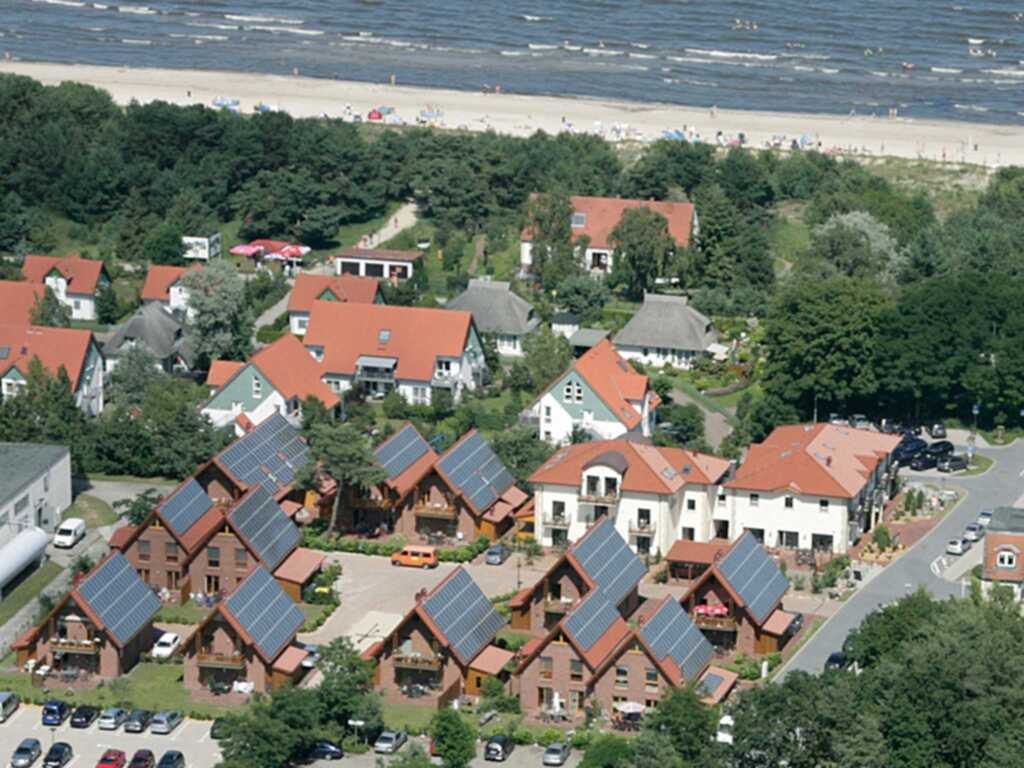 Usedom Suites BG Strandblick 11*** -100 m z. Str