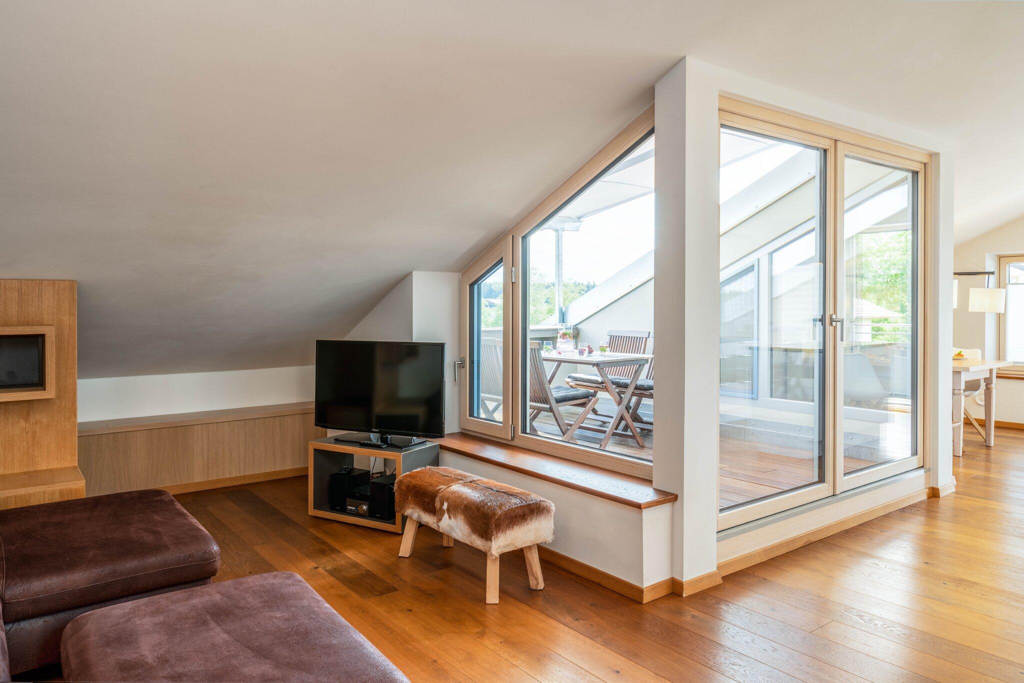 Einzelbett + 1,40 m Bett