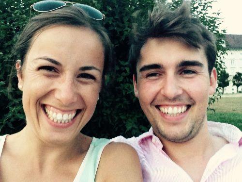 Eva und Christopher