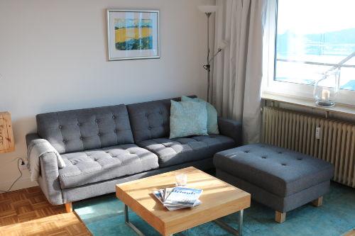 Gemütliches 3-er Sofa