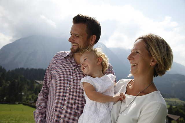 Hotel 'DER HECHL' - Woifüh´n wia dahoam!, Familien