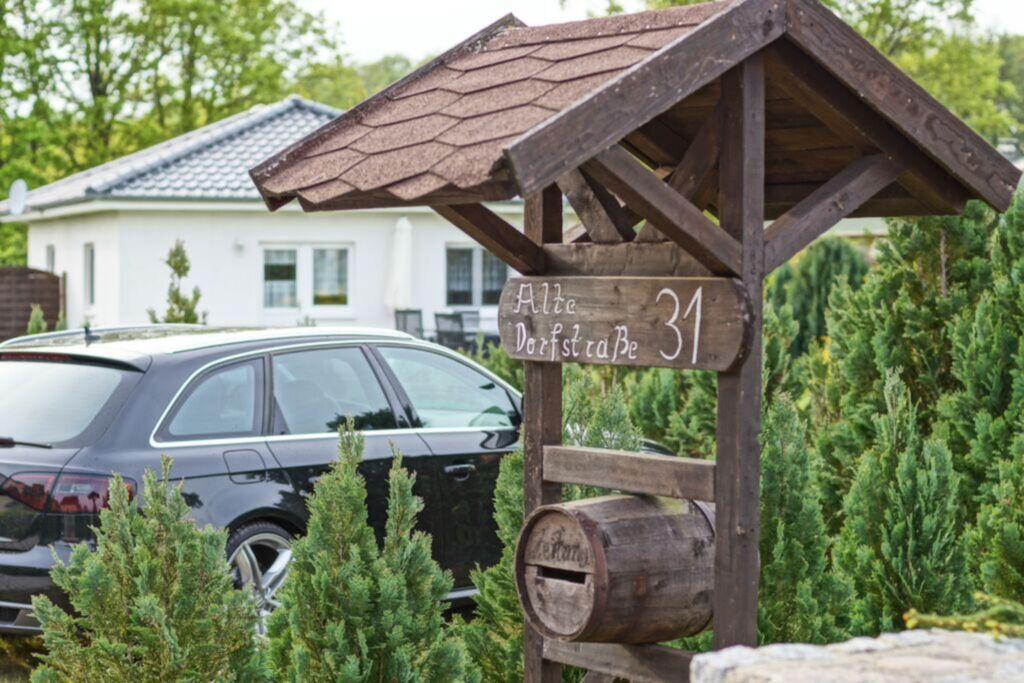 Oderhaff Ferienhaus - Stübner, Michael, Ferienwohn