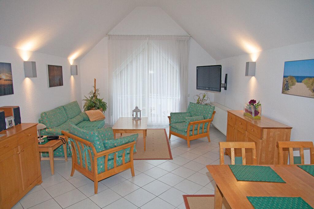 Ferienwohnung 33 Residenz Waldhaus Usedom, Ferienw