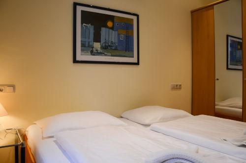 2. Schlafzimmer mit angenzenden G�ste WC