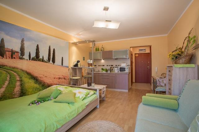 Toscania Swinemünde Objekt 1 (Zdrojowa), Toscania