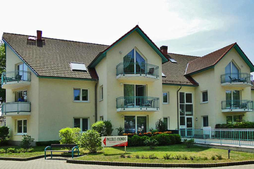 Residenz Waldhaus (Dahlberg), 2 Zimmer Whg. 05