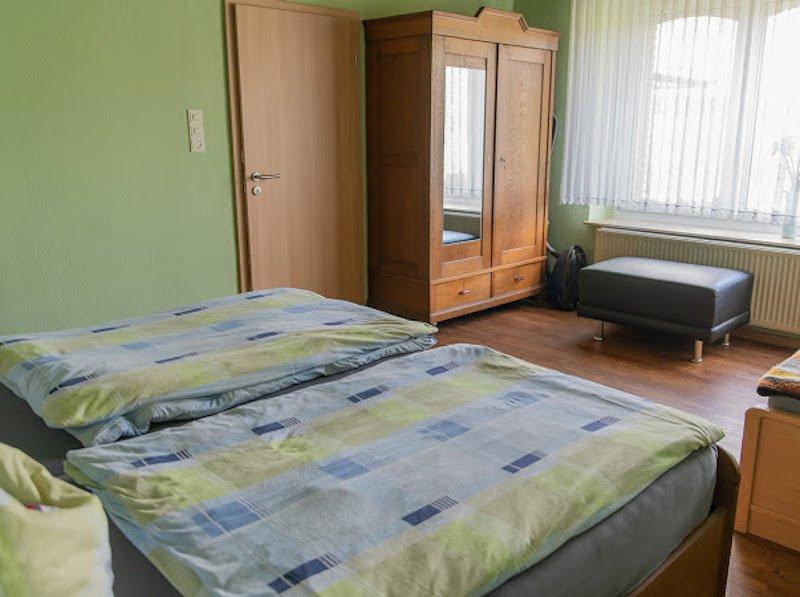 gro�es Schlafzimmer - Kleiderschrank