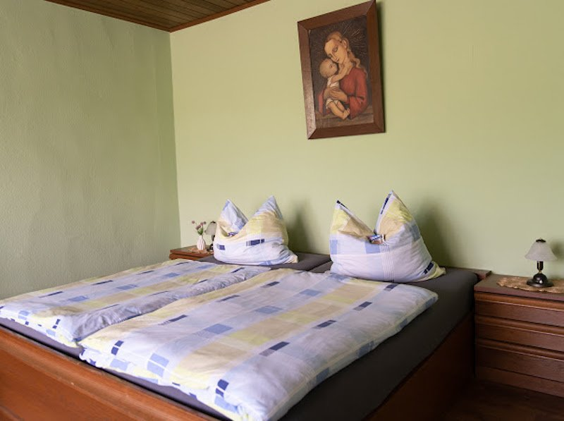 gro�es Schlafzimmer - Doppelbett