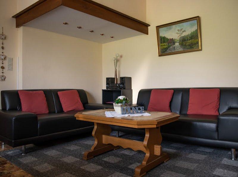 Wohnk�che - Sitzecke