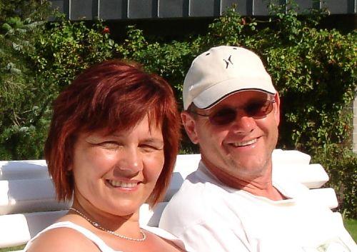 Ihre Vermieter Bernd & Birgit