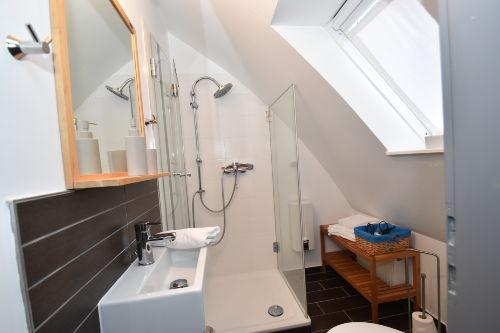 Tageslicht-Duschbad / WC
