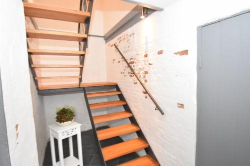 Eingangsbereich / Treppenhaus