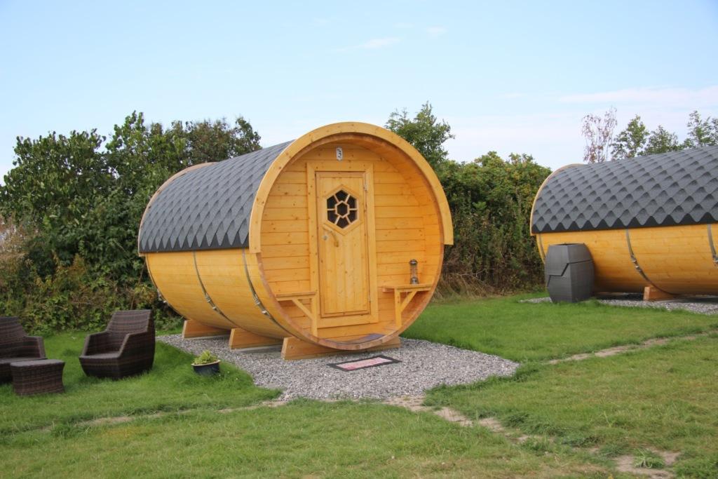 Hofgut Wollin, Skandinavisches Campingfass Nr. 2