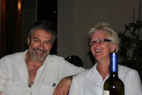 Massimo und Marion-Ihre Gastgeber