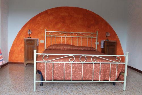 Schlafzimmer NOCE