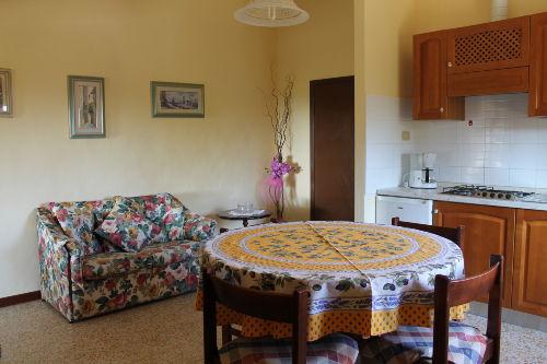 Wohnküche Wohnung Noce