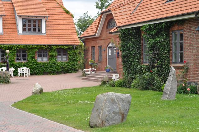 Schleidomizil Ferienwohnungen Guldehof, Das Altent