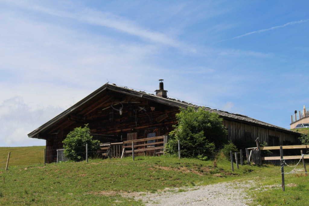Luftenstein, Ferienwohnung Vorderhorn
