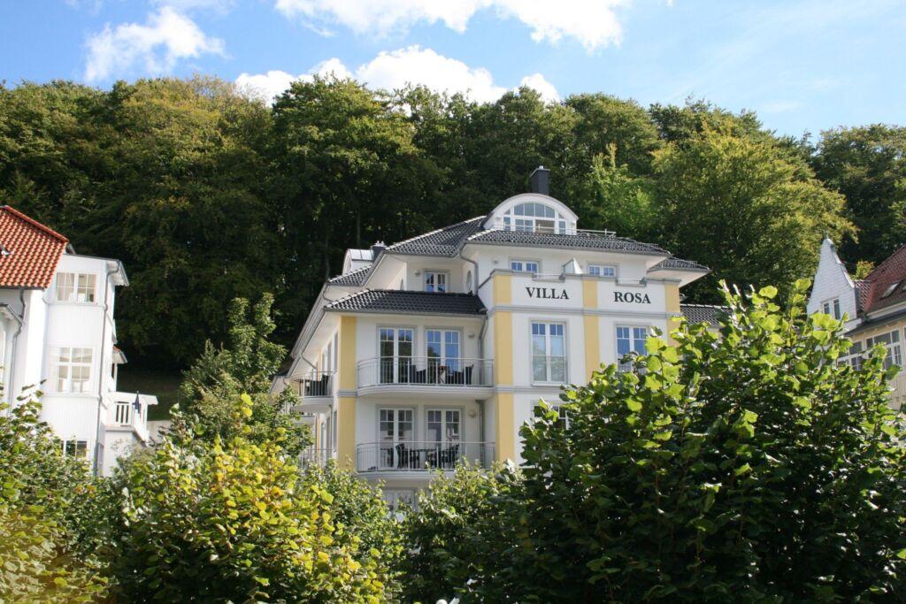 A.01 Villa Rosa Whg. 16 Meereszauber mit 2 Dachter