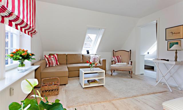 Ferienwohnungen T�pfer Hof, Appartement zur Loggia
