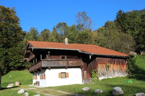 Umgebung von Ferienhaus 'Am Grattenbach'