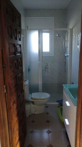 Untergeschoss Dusch Bad