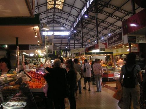 Markthalle Narbonne