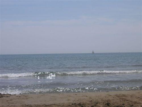 Meeresstrand