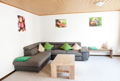 Wohnzimmer im Äppelsche