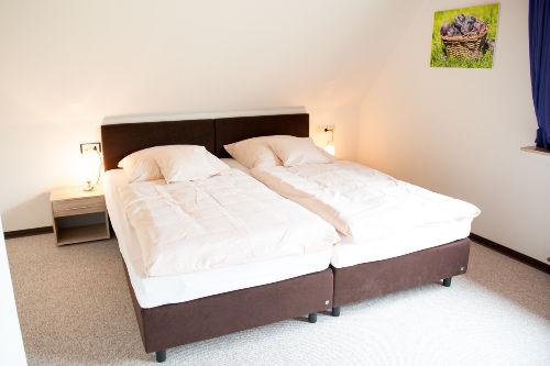 """Schlafzimmer der """"Quetsche"""""""