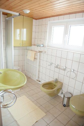 """Badezimmer der """"Quetsche"""""""