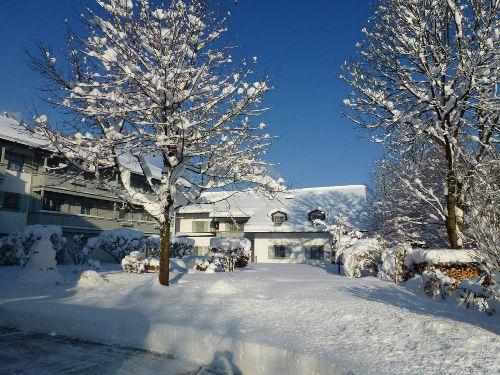 Winter in Oberaudorf