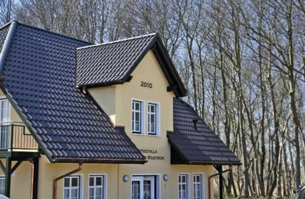 Ostseevilla ScanHaus Wustrow, Wohnung Oberdeck