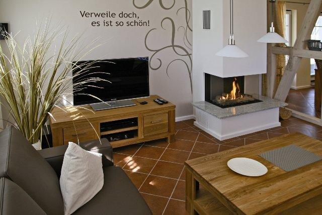Ostseevilla ScanHaus Wustrow, Wohnung Promenadende